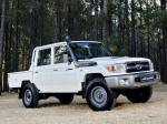 Toyota Land Cruiser Double Cab LX 2012 года