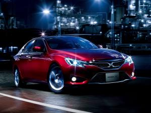 2012 Toyota Mark X 350 S
