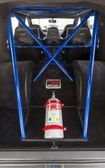 Toyota Sequoia Family Dragster by Antron Brown Team 2012 года