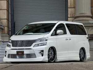 Toyota Vellfire Custom by 2Crave 2012 года