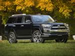 Toyota 4Runner Limited 2013 года