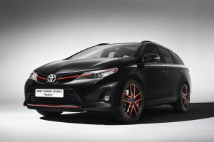 2013 Toyota Auris TS Black by Design Studies