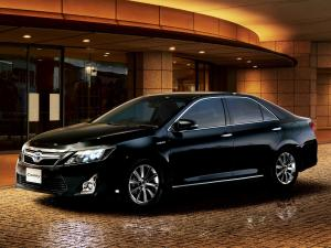 2013 Toyota Camry G Package Premium Black