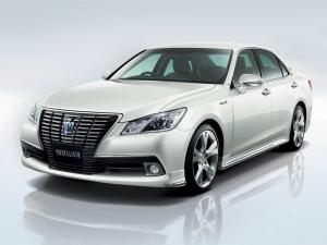 Toyota Crown Royal by Modellista 2013 года