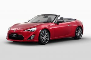 Toyota FT-86 Open Concept 2013 года
