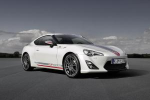 Toyota GT 86 Cup Limited Edition 2013 года