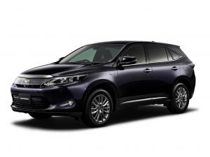 Toyota Harrier 2013 года