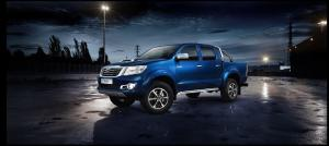 Toyota HiLux Invincible 2013 года