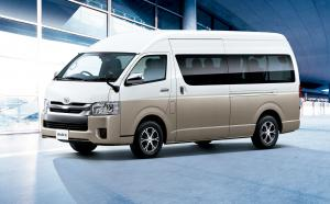 2013 Toyota Hiace Combi High Roof