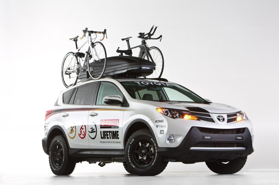 Toyota LifeTime RAV4 SEMA Edition