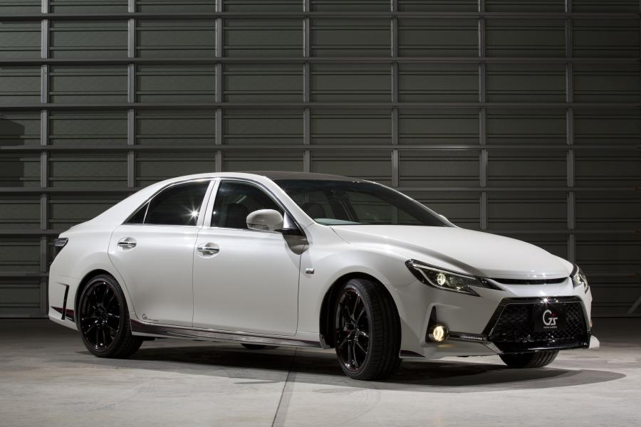 2013 Toyota Mark-X G Sports