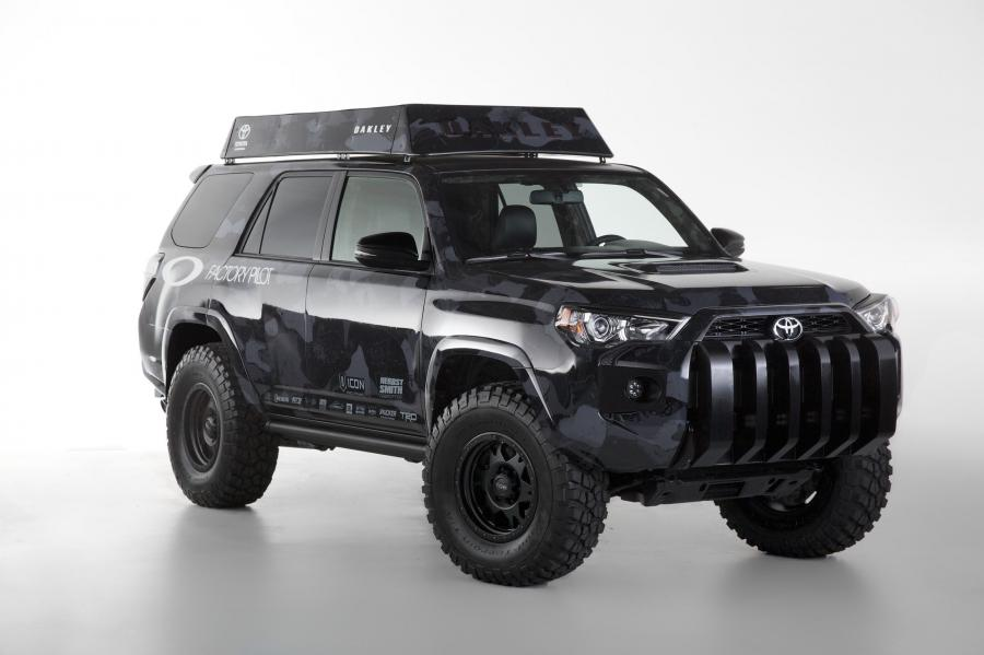 Toyota Oakley Ultimate Dream Ski 4Runner SEMA Edition