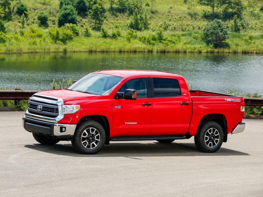 Toyota Tundra CrewMax SR5 by TRD