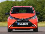 Toyota Aygo x-cite 5-Door 2014 года (UK)
