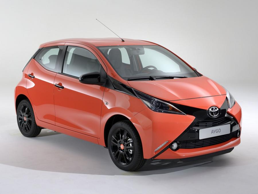 Toyota Aygo x-cite 5-Door '2014