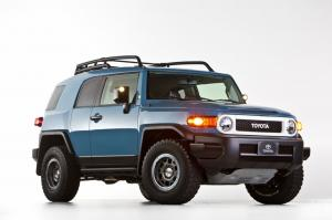 Toyota FJ Cruiser Trail Teams Ultimate Edition '2014