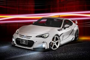 Toyota GT 86 by Rowen 2014 года