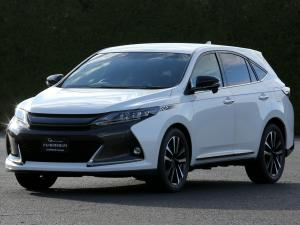 Toyota Harrier G Sports Concept 2014 года