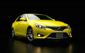 Toyota Mark X 250G S-Package Yellow Label 2014 года