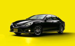 Toyota Mark X 250G Yellow Label 2014 года