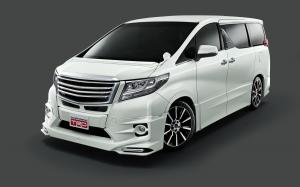 2015 Toyota Alphard by TRD