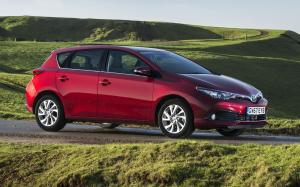 Toyota Auris (UK) '2015