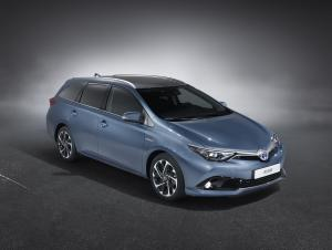 2015 Toyota Auris Touring Sports Hybrid