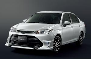 2015 Toyota Corolla Axio by TRD