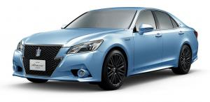 2015 Toyota Crown 60th Anniversary