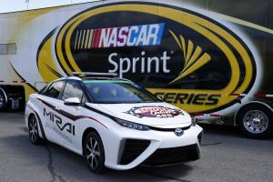 2015 Toyota Mirai NASCAR Sprint Cup Safety Car