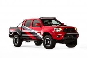 Toyota Tacoma Double Cab by TRD 2015 года