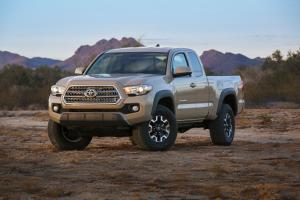 Toyota Tacoma TRD Off-Road Access Cab 2015 года