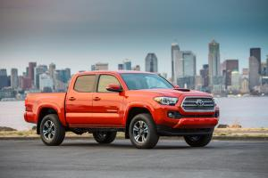Toyota Tacoma TRD Sport Double Cab 2015 года