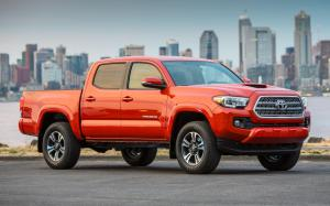 Toyota Tacoma TRD Sport Double Cab 2015 года (NA)