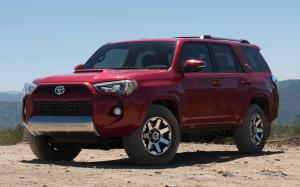 Toyota 4Runner TRD Off-Road 2016 года (NA)