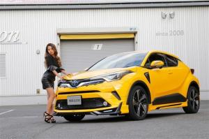 2016 Toyota C-HR Hybrid Boost Impulse Style by Modellista
