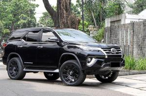 2016 Toyota Fortuner by Permaisuri