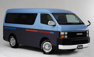 Toyota Hiace American Classic by FLEX 2016 года