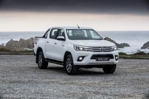 2016 Toyota Hilux 4x4 Raider Double Cab