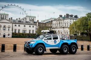 2016 Toyota Hilux AT44 Willis Resilience Expedition 6x6 by Arctic Trucks