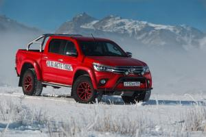 Toyota Hilux NG AT35 by Arctic Trucks
