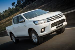 2016 Toyota Hilux SRV Double Cab
