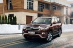 Toyota Land Cruiser 200 Executive 2016 года (CIS)