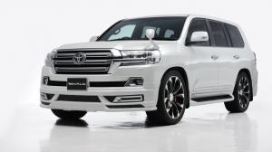 2016 Toyota Land Cruiser 200 Sports Line by Wald
