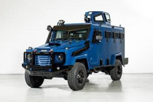 2016 Toyota Land Cruiser 79 Hudson by INKAS