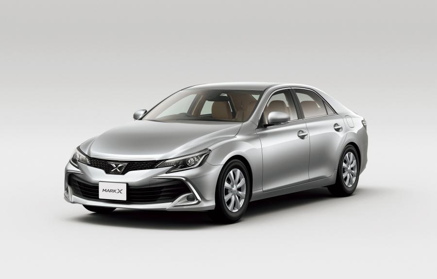 2016 Toyota Mark X 250G