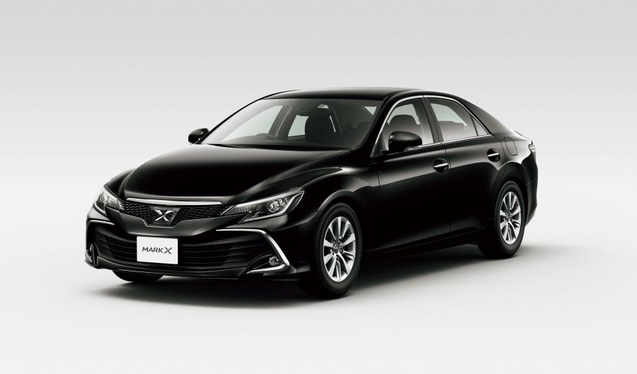2016 Toyota Mark X 250S Four