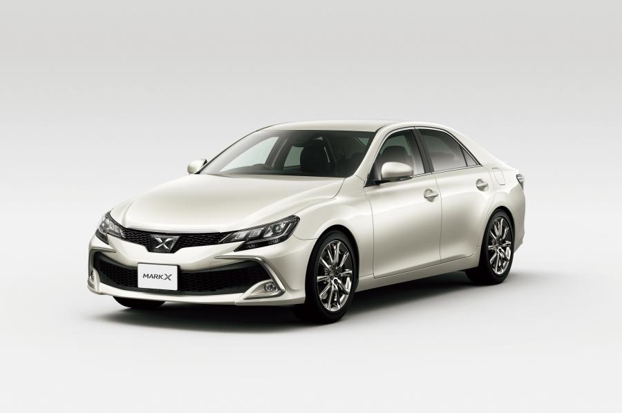 2016 Toyota Mark X 350RDS