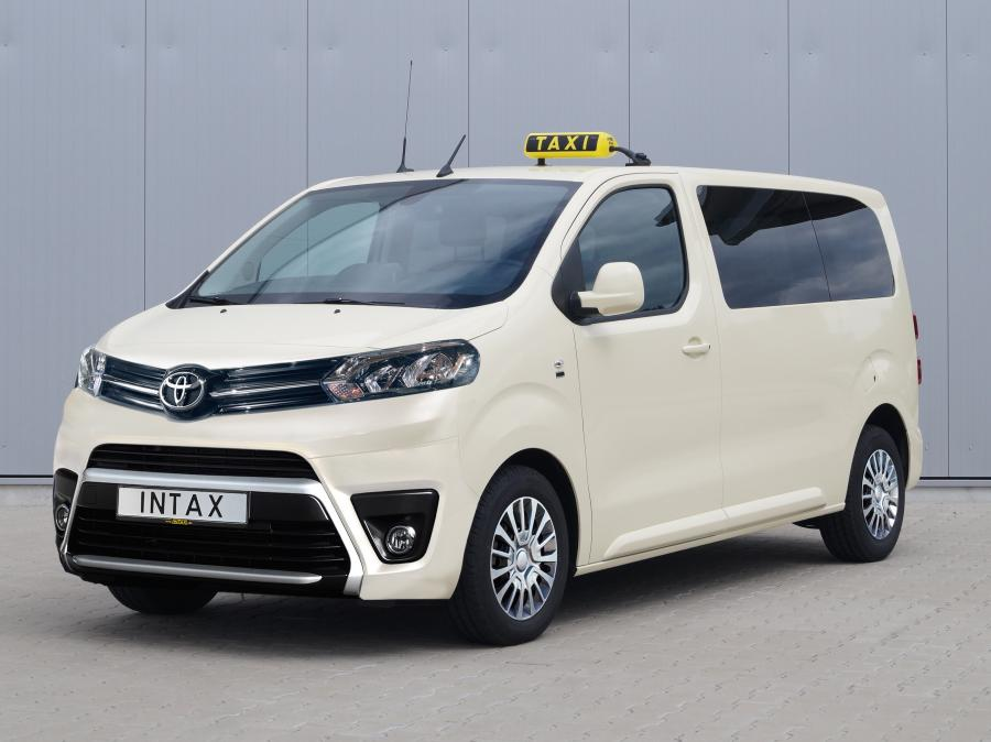 Toyota ProAce Verso Taxi by INTAX