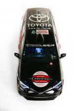 Toyota RAV4 TRD Rally Car 2016 года